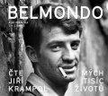 Belmondo Jean-Paul: Mých tisíc životů - CDmp3 (Čte Jiří Krampol)