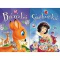 neuveden: Bambi, Sněhurka - Dvě klasické pohádky