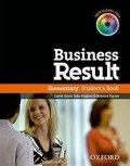 Grant David, Hughes John, Turner Rebecca: Business Result DVD Edition Elementary Student´s Book + DVD-ROM Pack