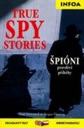 neuveden: True Spy Stories / Špióni - Zrcadlová četba
