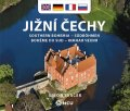 Sváček Libor: Jižní Čechy - malé/anglicky, německy, francouzsky, rusky