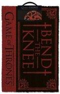 neuveden: Rohožka Game of Thrones - Bend The Knee