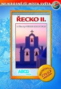 neuveden: Řecko II. DVD - Nejkrásnější místa světa