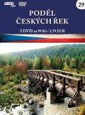 neuveden: Podél českých řek - 5 DVD