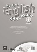 Musiol Mady: My First English Adventure 1 Posters