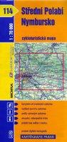 neuveden: Střední Polabí, Nymbursko 114. cyklomapa