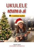Šotola Zdeněk: Ukulele, koleda & já + online audio