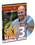 Pohlreich Zdeněk: Šéf na grilu 3 - DVD