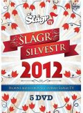 neuveden: Silvestr šlágr 2012 - 5 DVD