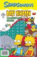 Groening Matt: Simpsonovi - Bart Simpson 3/2014 - Tajuplný kluk