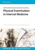 Chrobák Ladislav a kolektiv: Physical Examination in Internal Medicine - Reprint of the Bestseller