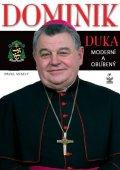Veselý Pavel: Dominik Duka - Moderní a oblíbený