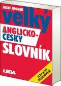 Fronek Josef: Velký AČ-ČA slovník - Fronek (2 knihy)