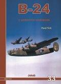 Türk Pavel: B-24 Liberator Handbook 1.díl