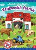 Brydak Piotr: Venkovská farma - Jednoduché modely pro děti
