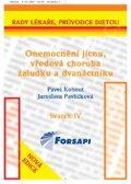 Kohout Pavel, Pavlíčková Jaroslava,: Onemocnění jícnu, vředová choroba žaludku a dvanáctníku