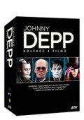 neuveden: Johnny Depp kolekce 4DVD