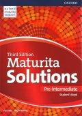 Falla Tim, Davies Paul A.: Maturita Solutions Pre-Intermediate Student´s Book 3rd (CZEch Edition)