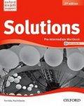Falla Tim, Davies Paul A.: Solutions Pre-intermediate WorkBook 2nd (International Edition)