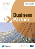kolektiv autorů: Business Partner B1 Coursebook with MyEnglishLab