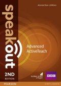 Clare Antonia, Wilson J.J.: Speakout 2nd Edition Advanced Active Teach