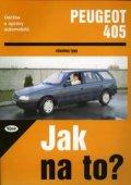 neuveden: Peugeot 405 do 1993 - Jak na to? - 21.