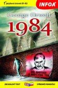 Orwell George: 1984 - Zrcadlová četba (B1-B2)