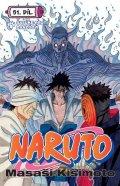 Kišimoto Masaši: Naruto 51- Sasuke proti Danzóovi