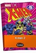 neuveden: X-men 2. - kolekce 4 DVD