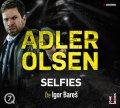 Adler-Olsen Jussi: Selfies - 2CDmp3