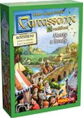 Wrede Klaus-Jürgen: Carcassonne: Rozšíření 8: Mosty a hrady