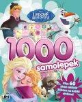 neuveden: Ledové království - 1000 samolepek