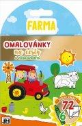 neuveden: Farma - Omalovánky na cesty