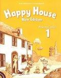 Maidment Stella: Happy House New Edition 1 Pracovní Sešit S MultiRom