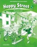 Maidment Stella: Happy Street 2 Pracovní sešit s poslechovým CD (3rd)