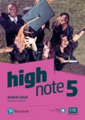 Edwards Lynda: High Note 5 Student´s Book with Basic Pearson English Portal Internet Acces
