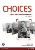 Fricker Rod: Choices Upper Intermediate Workbook w/ Audio CD Pack