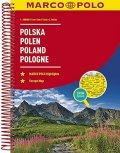 neuveden: Polsko / atlas-spirála 1:300T                          MD