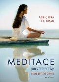 Feldman Christina: Meditace pro začátečníky - Praxe bdělého života