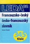 Vlasák Václav: FČ-ČF slovník - nové výrazy - Leda