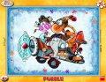 neuveden: Krkouni - rámové puzzle 40 dílků