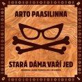 Paasilinna Arto: Stará dáma vaří jed - CDmp3