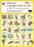 kolektiv autorů: Najdi dvojici - 3. Vyjmenovaná slova po M, P a slova příbuzná