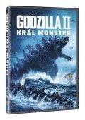 neuveden: Godzilla II Král monster DVD