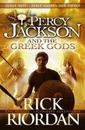 Riordan Rick: Percy Jackson And The Greek Gods