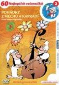 Smetana Zdeněk: Pohádky z mechu a kapradí 3. - DVD