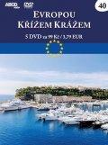 neuveden: Evropou křížem krážem 2 - 5 DVD