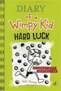 Kinney Jeff: Diary of a Wimpy Kid  8: Hard Luck