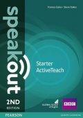 Eales Frances, Oakes Steve: Speakout 2nd Edition Starter Active Teach