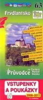 neuveden: Frýdlantsko 63. - Průvodce po Č,M,S + volné vstupenky a poukázky